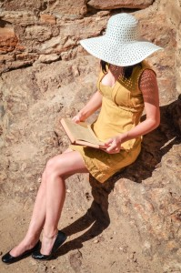 Baleríny  a letní šaty