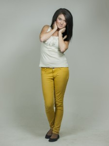 Baleríny a úzké kalhoty