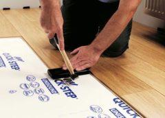 Pokládání podlah přenechte odborníkům